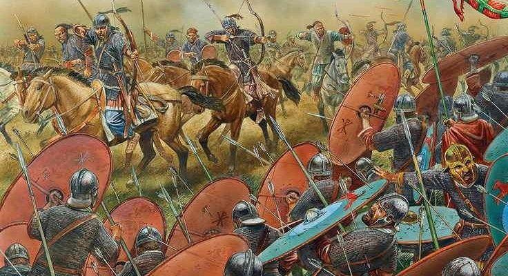 Atila y la batalla de los Campos Cataláunicos #Historia