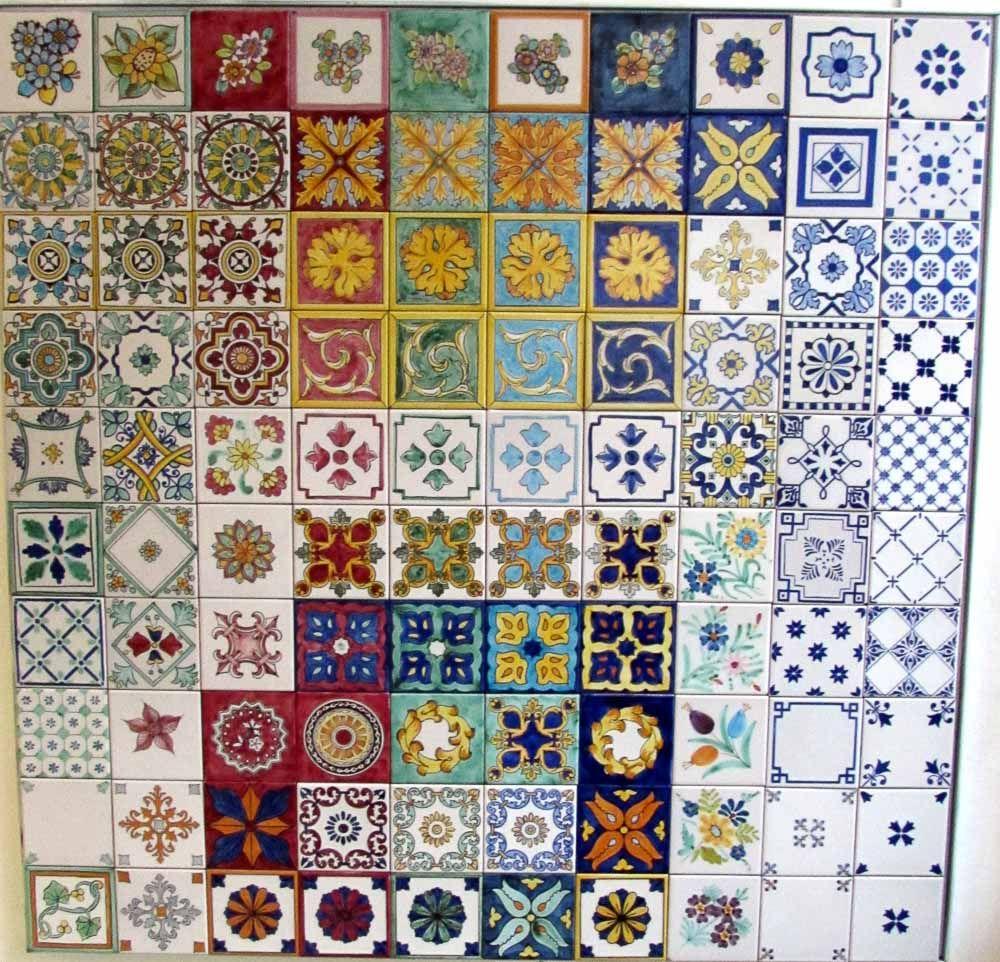 Piastrelle bagno stile arabo awesome maioliche piastrelle for Maioliche adesive