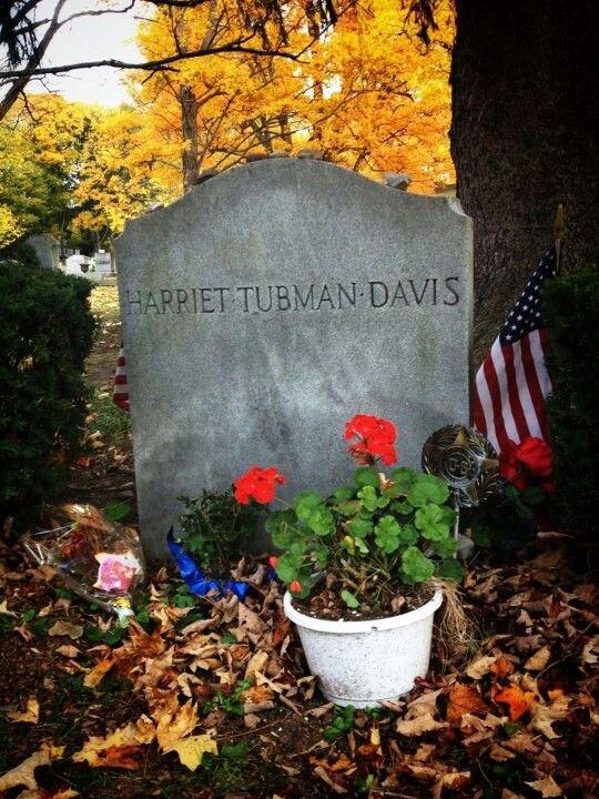 God bless Miss Tubman..thanks Historic Cemeteries~