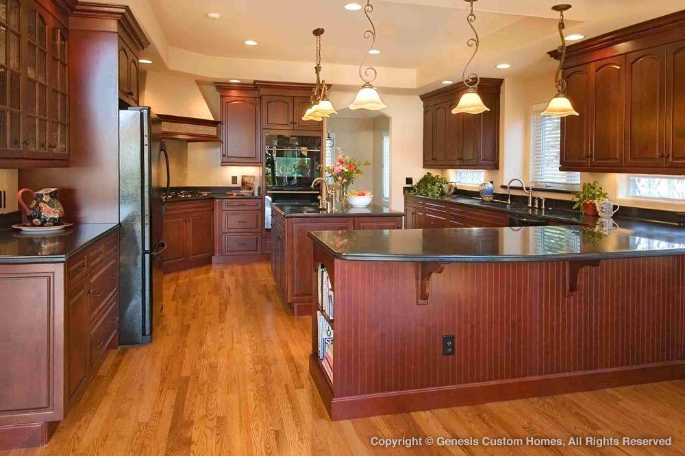 Kitchens Jayden Homes in Colorado Springs Colorado