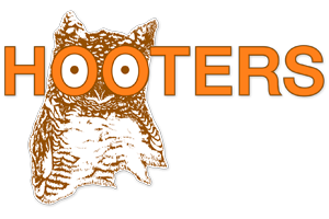 old logo....Hooters logo