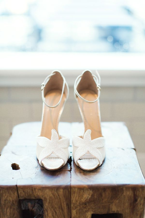Bride's Shoes Stuart Weitzman For David Jones