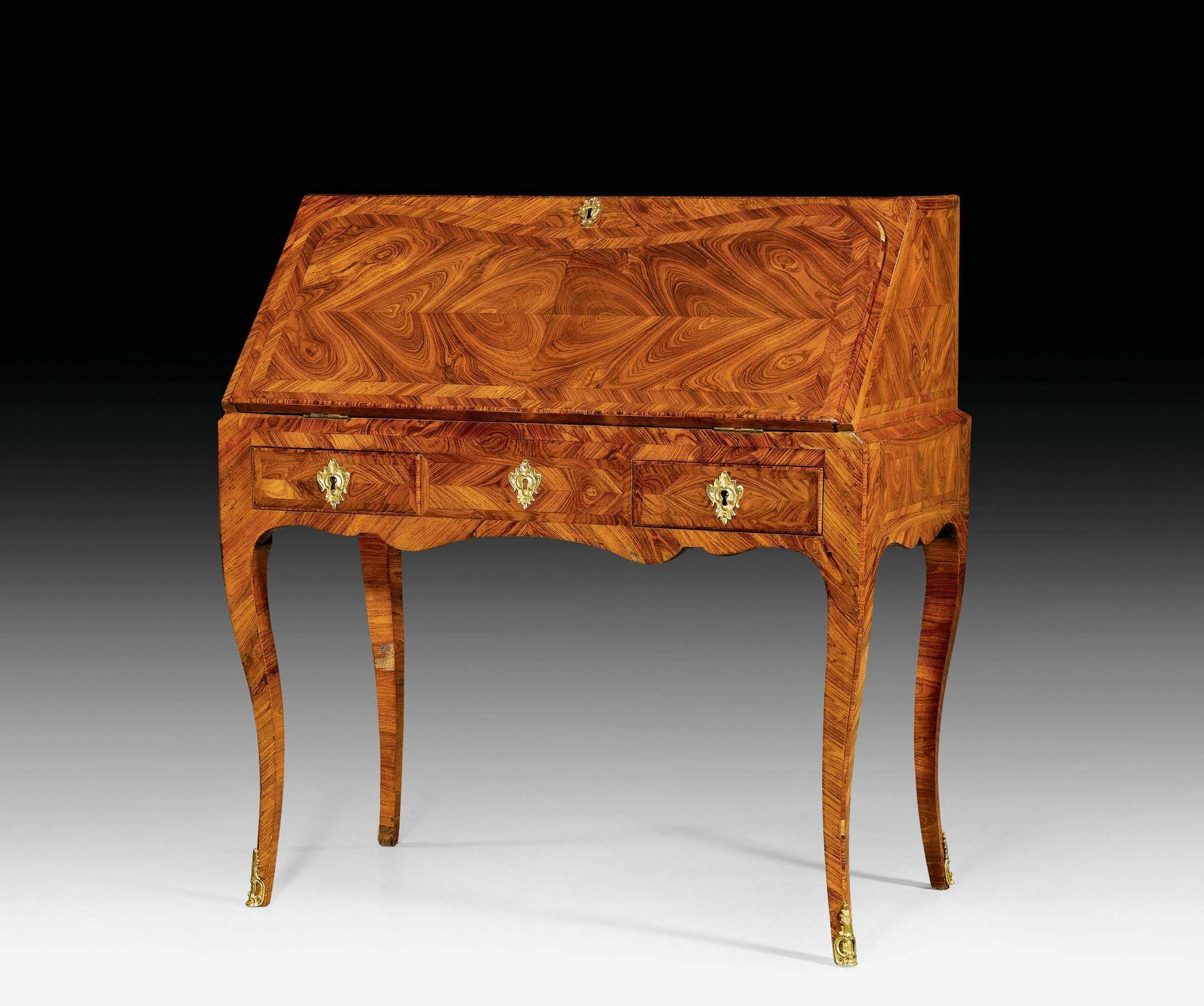 Antique Furniture · C1760 LARGE LADYu0027S DESK,Louis XV, Paris Circa 1760.  Sold For CHF 2