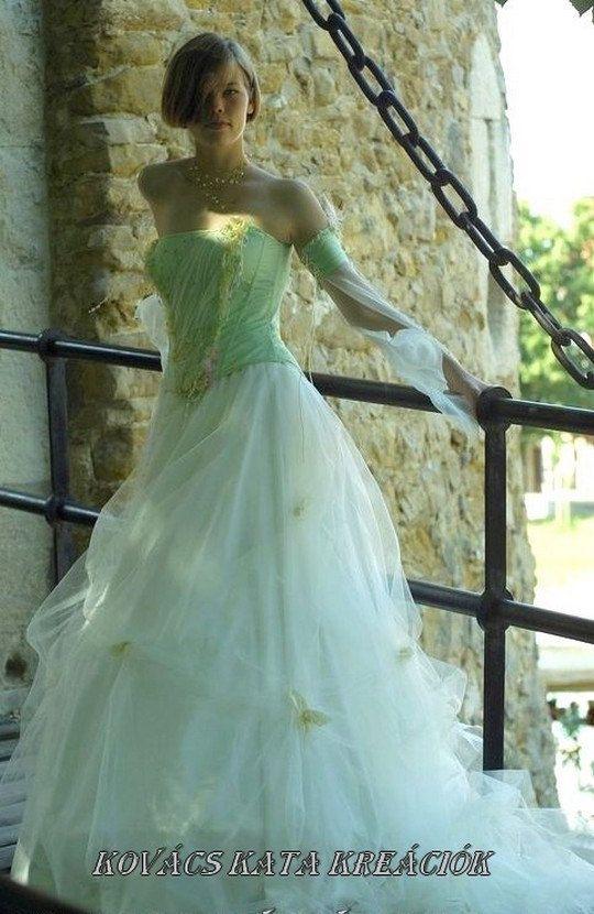Fairy Princess Corseted Ball or Alternative Wedding Gown - Ariadne ...
