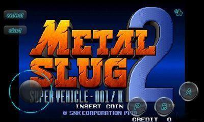 Metal Slug 2 Apk Data Plus Hack Full Android Download With Images