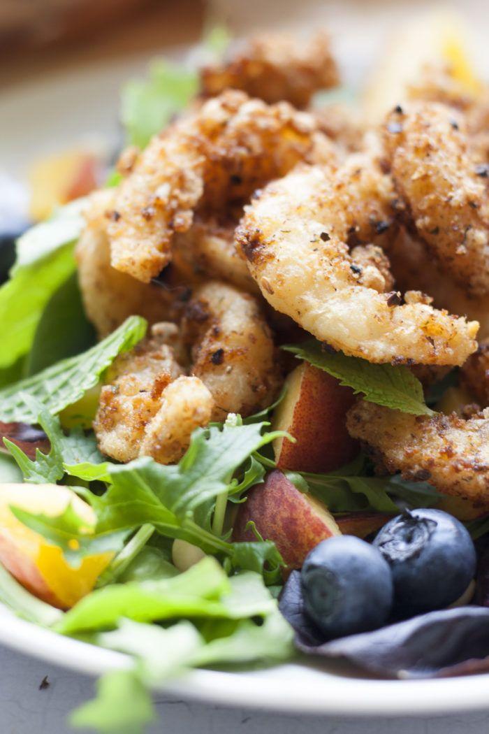 Easy Shrimp Salad