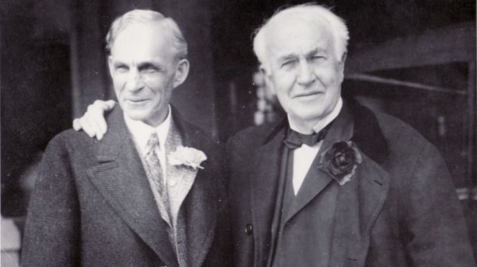 Cuando Thomas Alva Edison fue confinado a una silla de ruedas por el resto de su vida, su amigo Hen