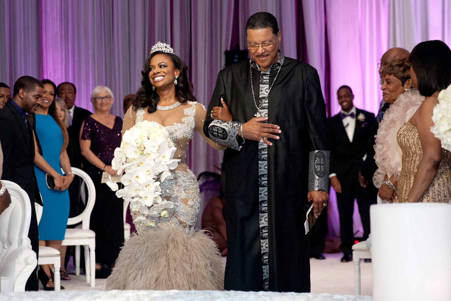 Kandi And Todd S Wedding Album Celebrity Wedding Photos Kandi And Todd Wedding Dresses