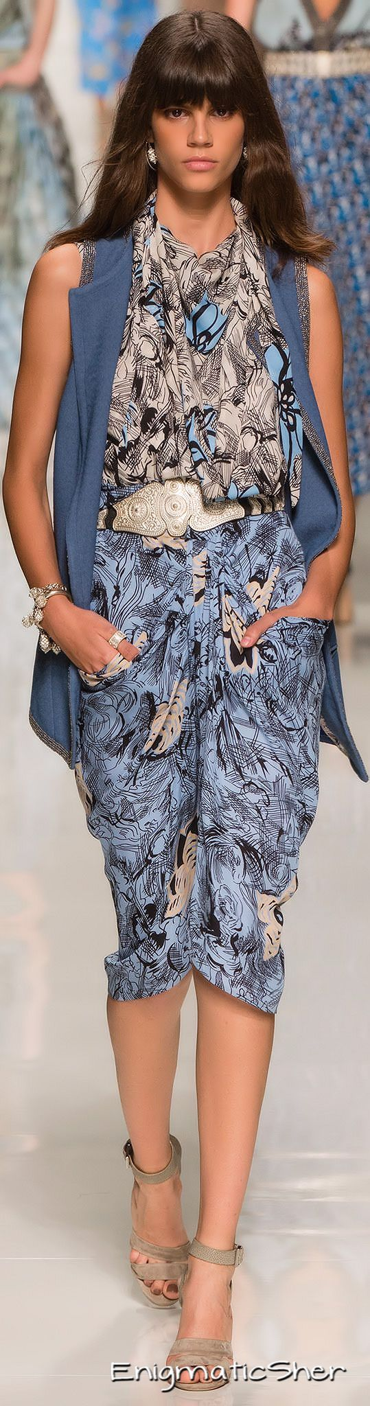 Etro Spring 2014 Ready-to-Wear