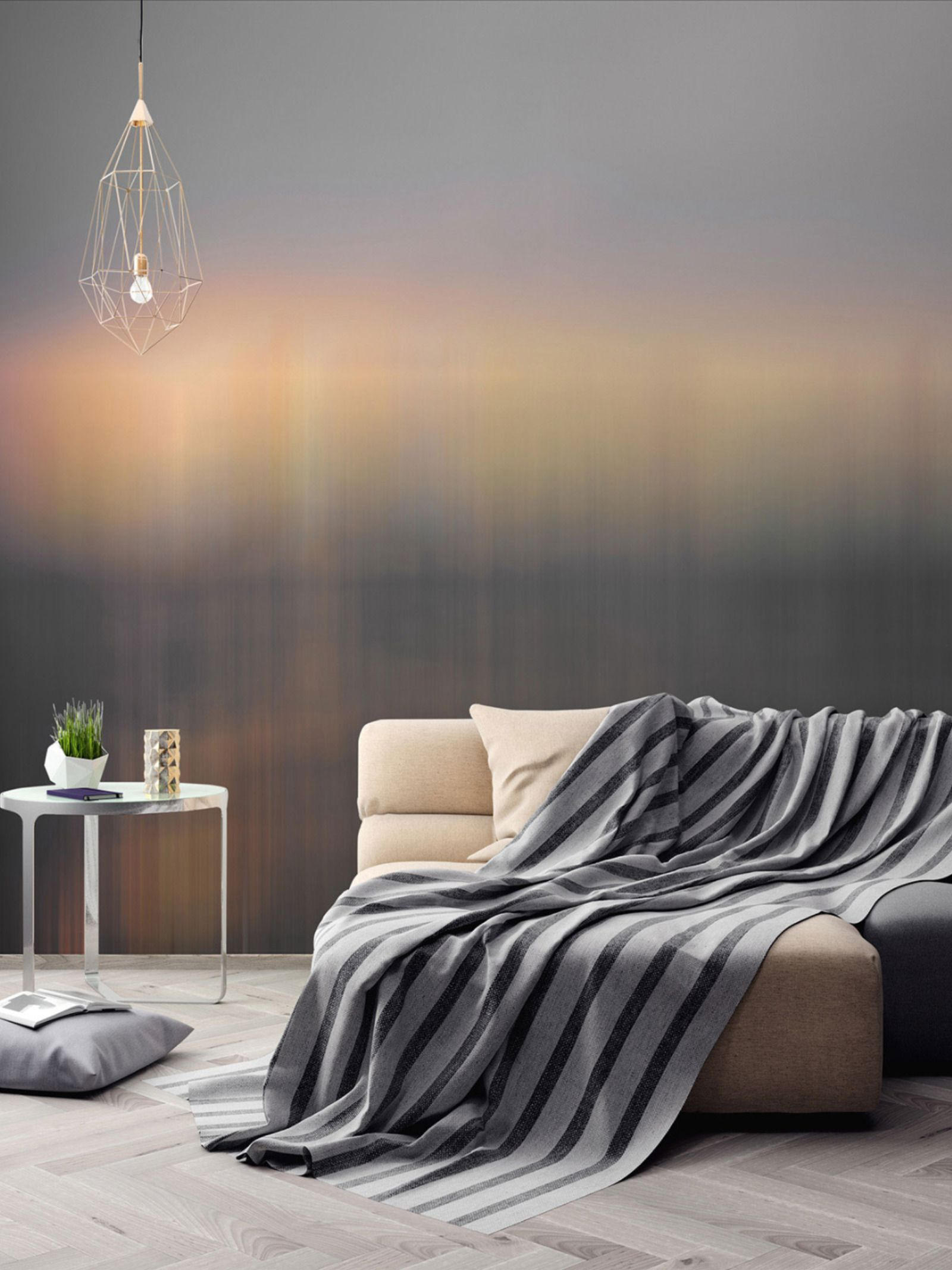 Fototapete Diff Sundown3 Dd118395 A S Creation Atelier 47 In 2020 Fototapete Wandgestaltung Fototapete Haus