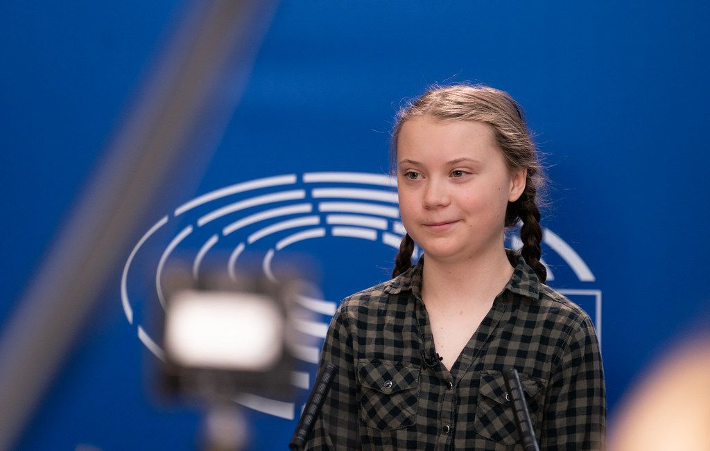 Glitch Reveals Greta S Facebook Posts Done By Her Father And Another Activist Written By James Murphy A Glitch Climate Change Debate Bbc Radio Climate Change