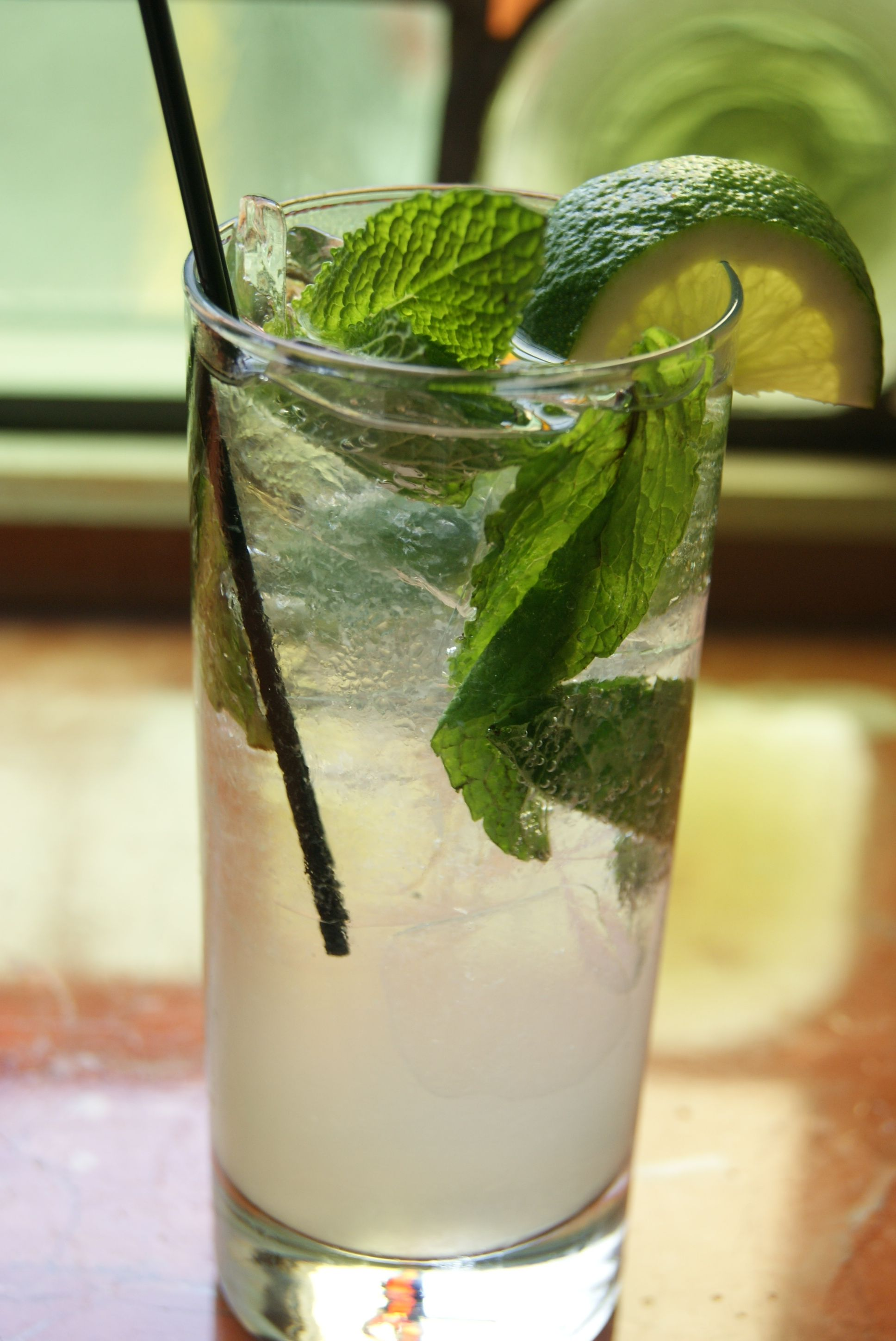 Elderflower Mojito Captain Morgan White Rum St Germain Liqueur With Muddled Mint Syrup Lime Tall With Soda St Germain Liqueur White Rum Elderflower