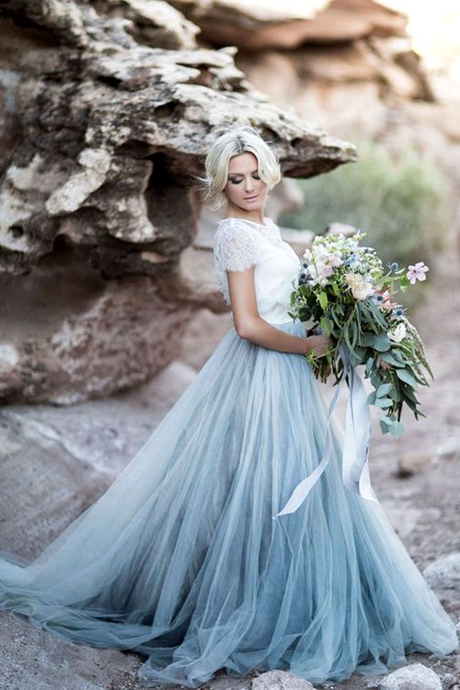 36 Most Pinned Photos In Blue Wedding Theme | Blue wedding themes ...