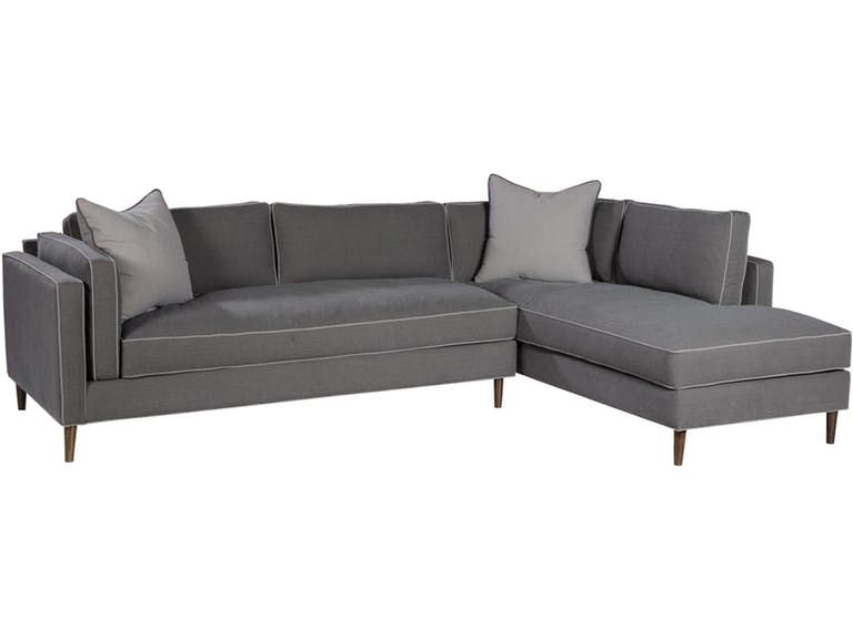 Jonathan Louis International Marques Sectional 007 Sectional