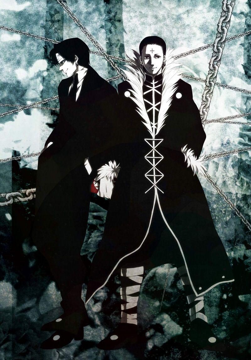 Chrollo Lucifer Hunter x Hunter Pinterest Anime and