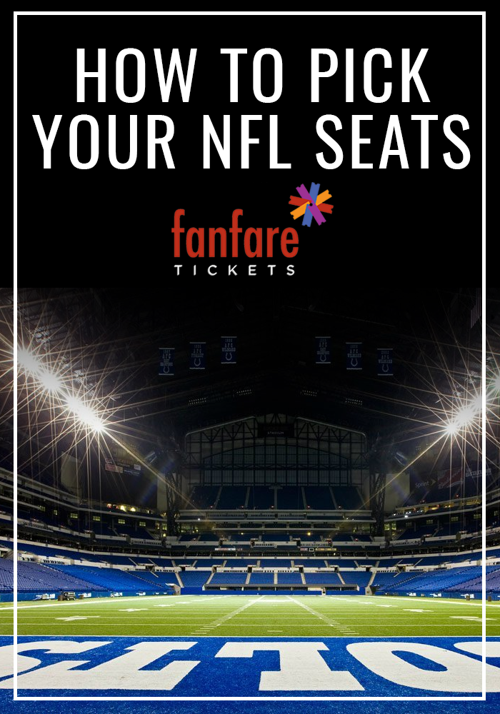 How to Pick Your Football Seats Buy tickets, Nfl games