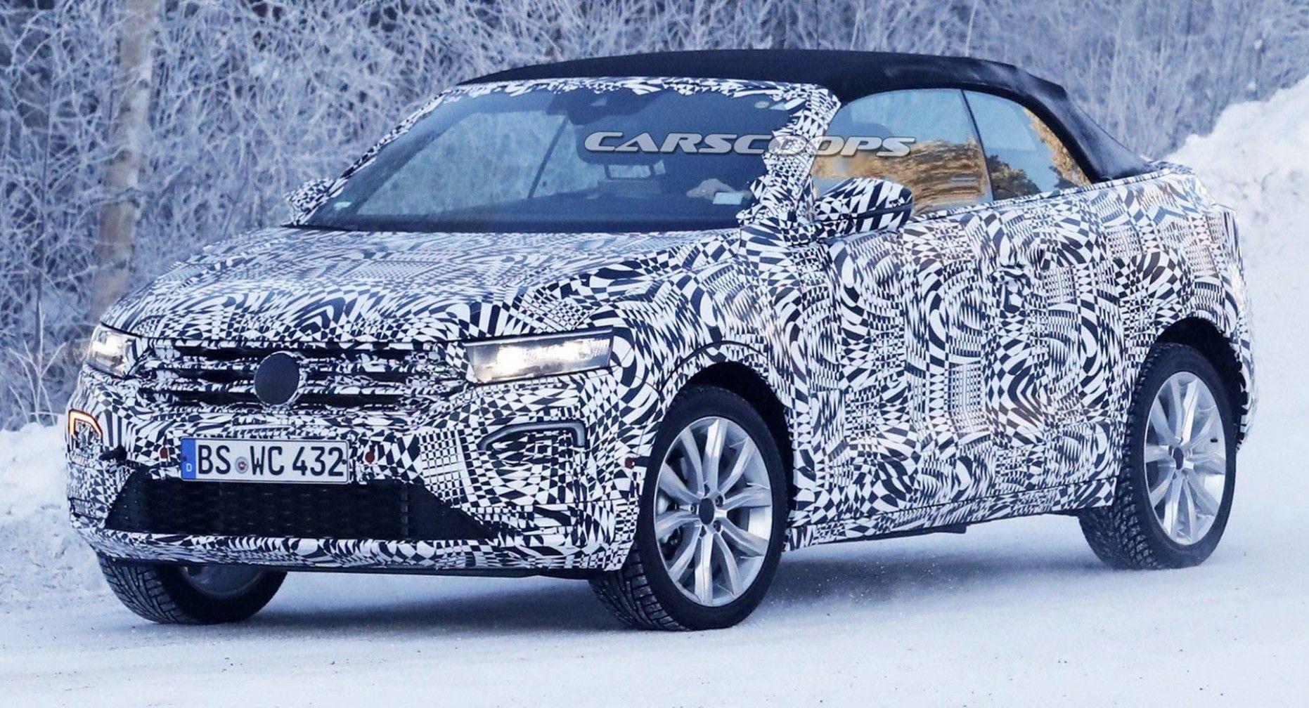 2020 Volkswagen Hardtop Convertible Exterior Cabriolets Volkswagen Convertible