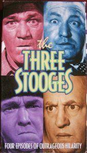 Moe, Larry, Shemp, Curly