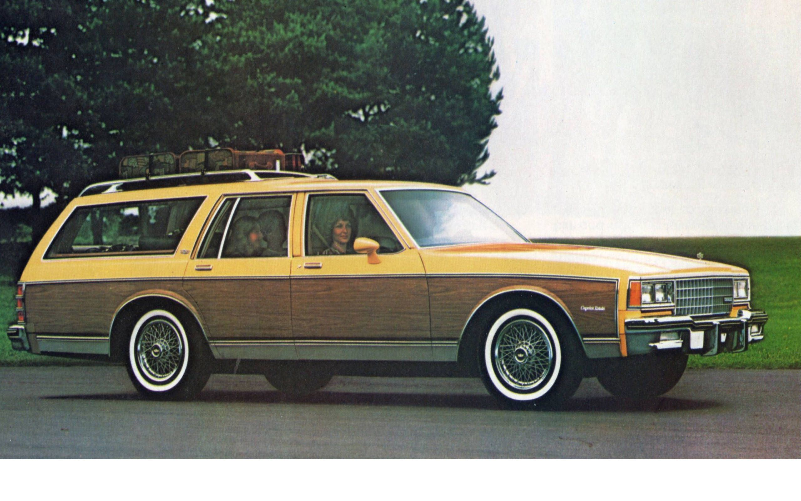 1980 1985 Chevrolet Caprice Wagon In 2020 Chevrolet Caprice