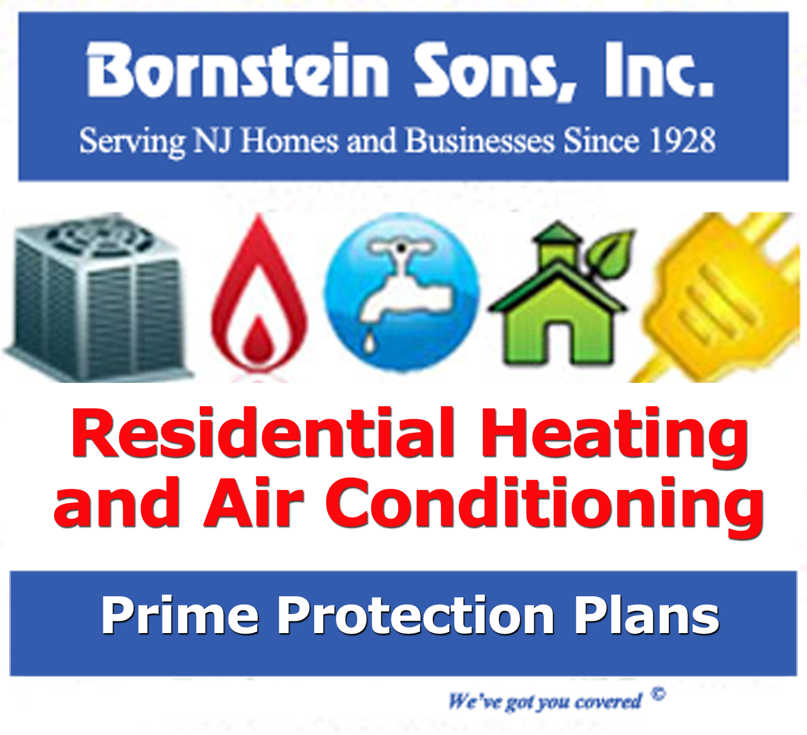 Our Safety And Efficiency Prime Protection Plans For Your Hvac