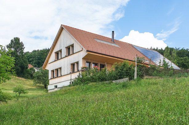 Objekt 39, Kanton Aargau Style at home, Haus grundriss