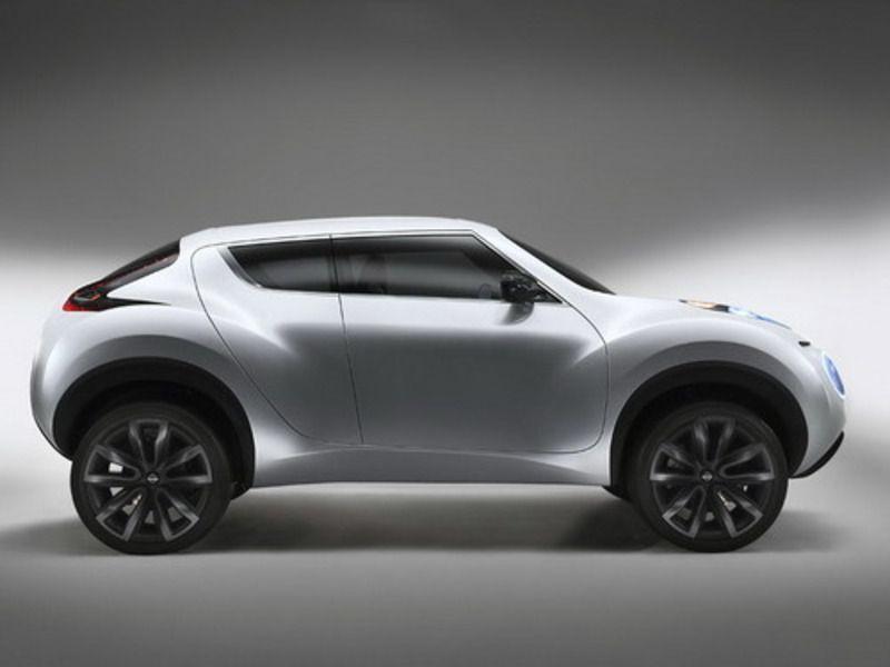 Nissan Qazana Concept Car Cars Pinterest Nissan Cars And