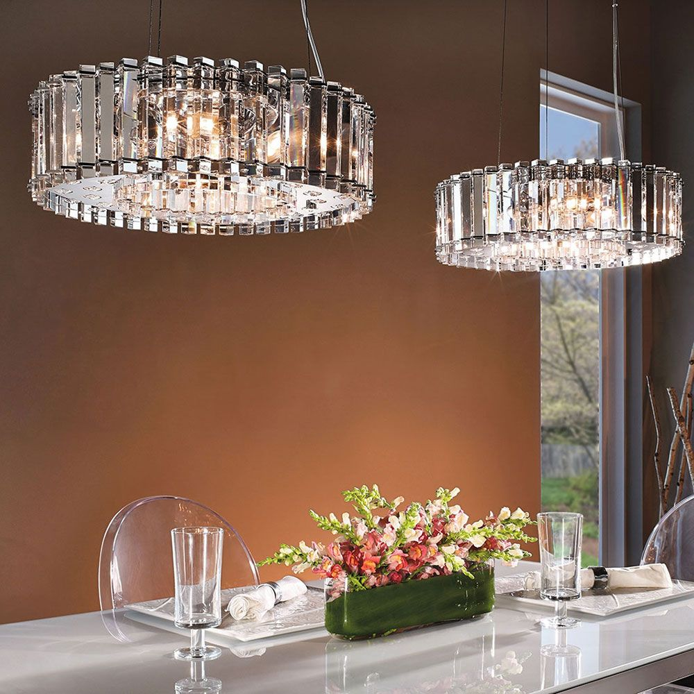 kichler dining room lighting armstrong. Kichler Crystal Sky 42194CH Dining Sq · Style GuidesLighting IdeasDining Rooms Room Lighting Armstrong