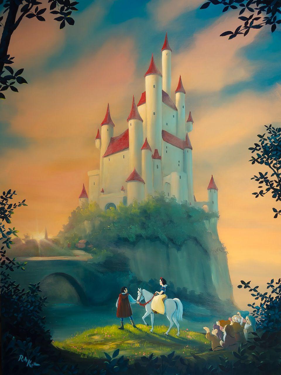 Snow White's happy ending | Snow White | Snow white disney, Disney