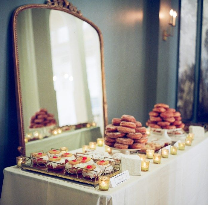 Southern Wedding Reception Food: Fun New Orleans Wedding Ideas