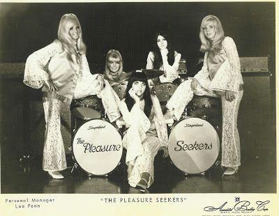 The Pleasure Seekers Pleasure Seeker Women In Music Detroit Rock City