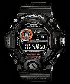 da93b579b111a0 Casio G-Shock Rangeman Orologio Solare Radiocontrollato Barometro Termometro