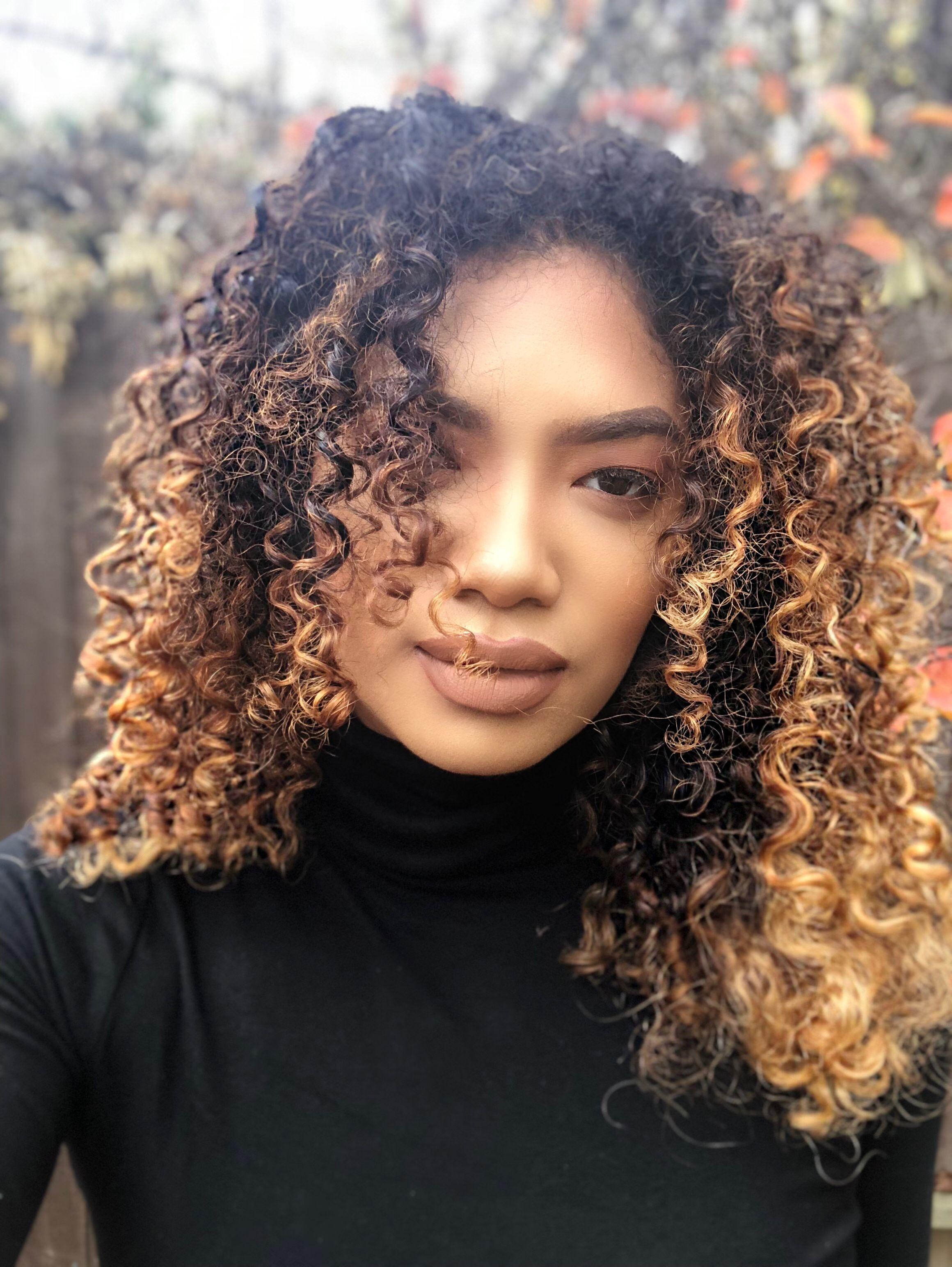 Pin By Sharon Mccollum On Curls Beach Hair In 2019 Hair