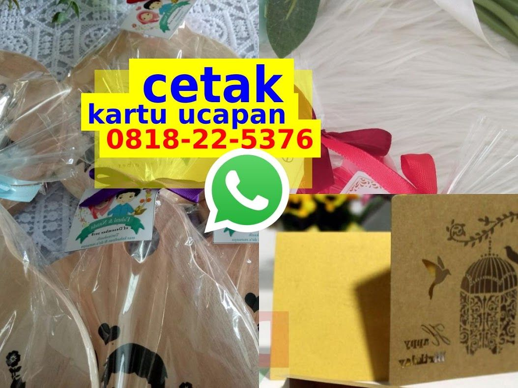 Download Kartu Souvenir Pernikahan Ö818 22 5376 (whatsApp ...