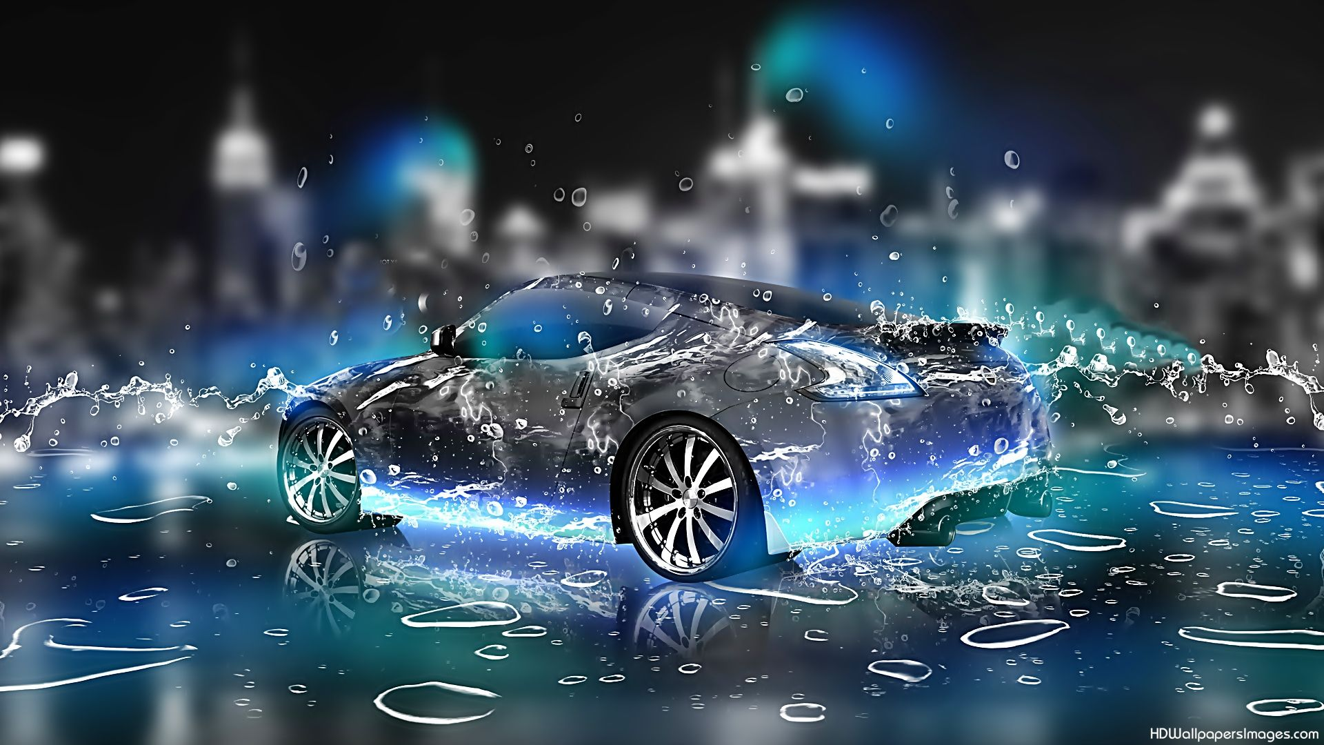3d Wallpaper Car