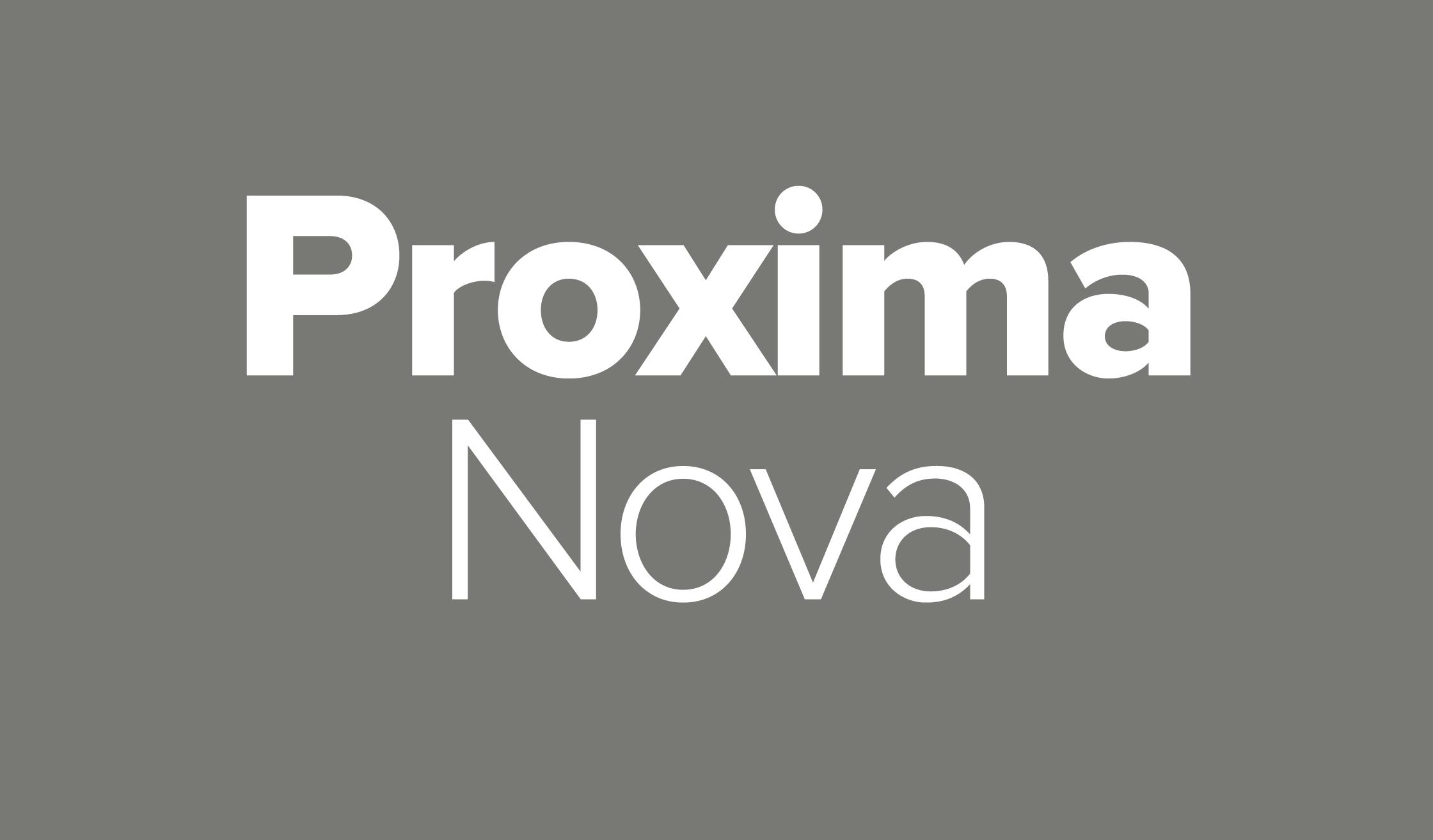 Proxima Nova Beautiful Body Font For Blogs Popular Fonts Logo Fonts Feminine Fonts