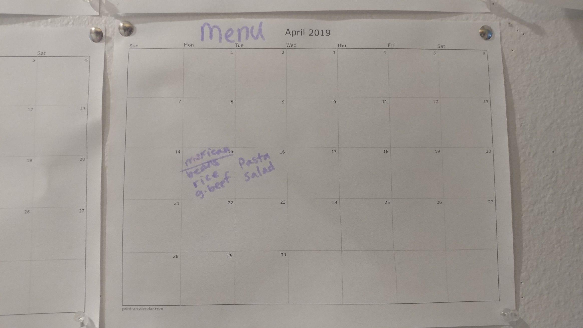 Pin By Camila M On Calendar