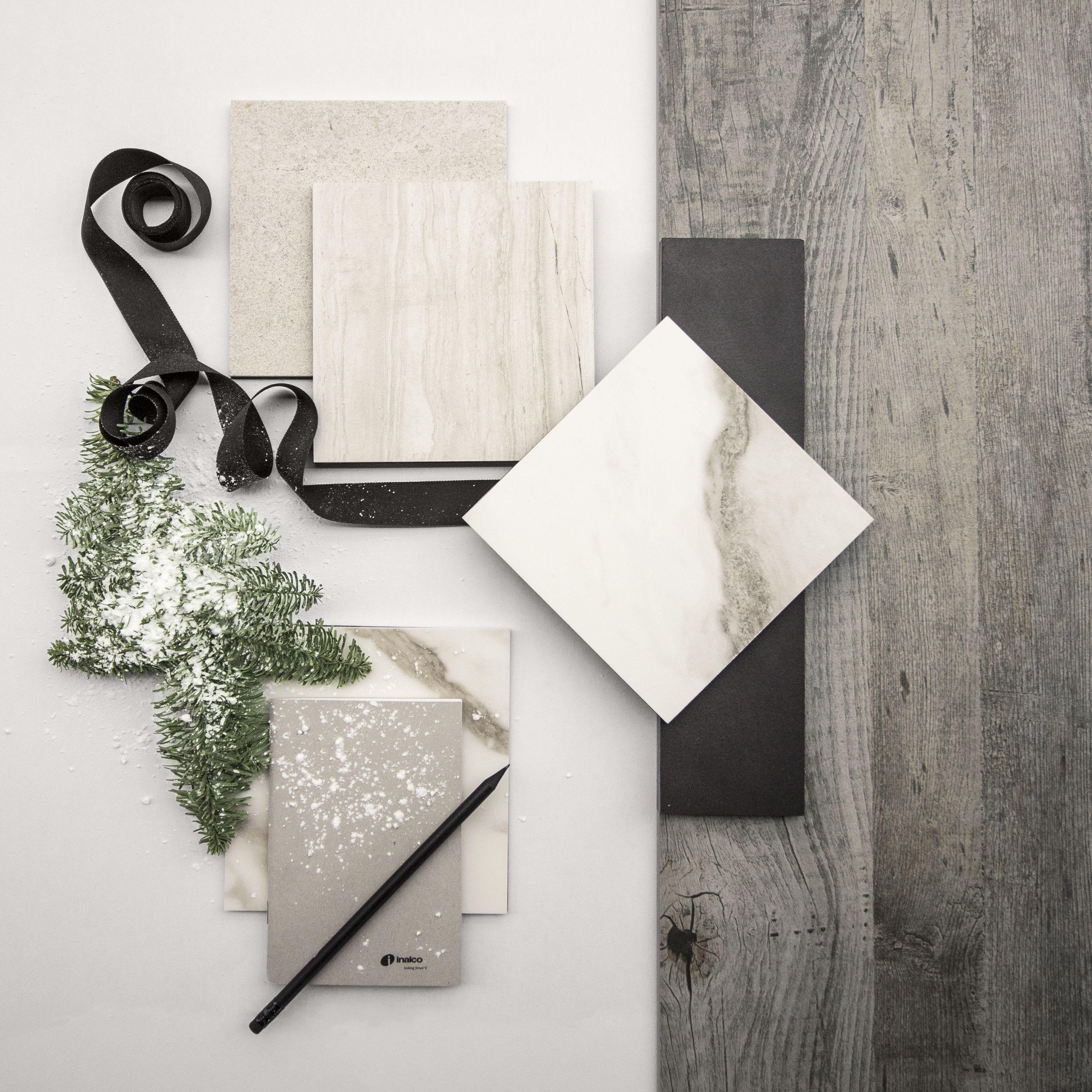 #Collage. Las texturas de maderas y mármoles y los tonos blancos y piedras están en tendencia de interiorismo y decoración. El porcelánico te ofrece todo esto y mucho más.