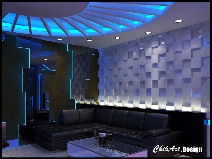 ktv room interior design - photo #18