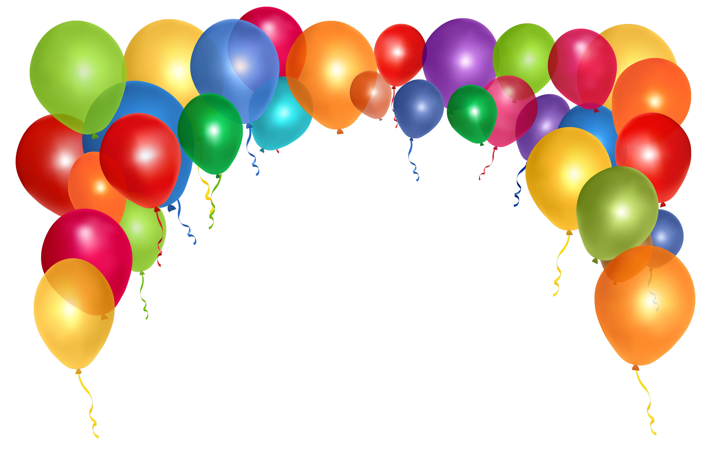 Balloons Png Transparent Background Balloon Background Birthday Balloons Clipart Transparent Balloons