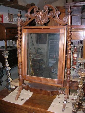 Grande specchiera da sarto arredamento mobili e specchi for Arredamento made in china