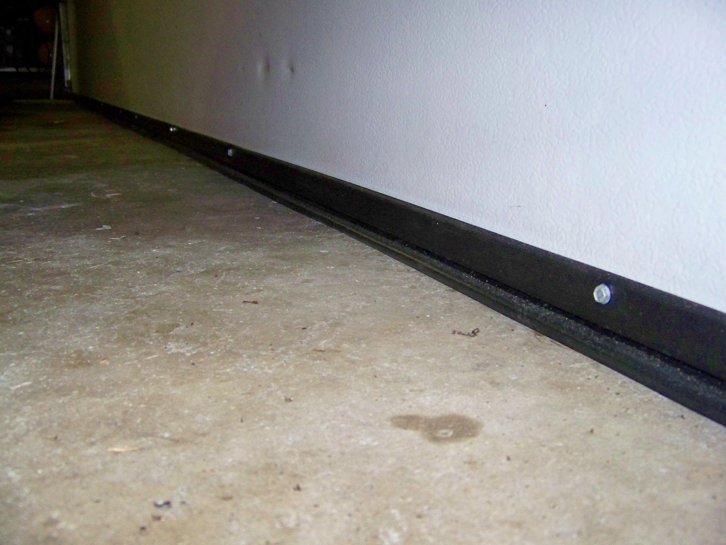Types Of Garage Door Bottom Seals | http://voteno123.com | Pinterest ...