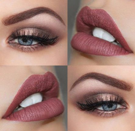 15  Ideas Wedding Makeup For Bride Green Eyes Lip Colors