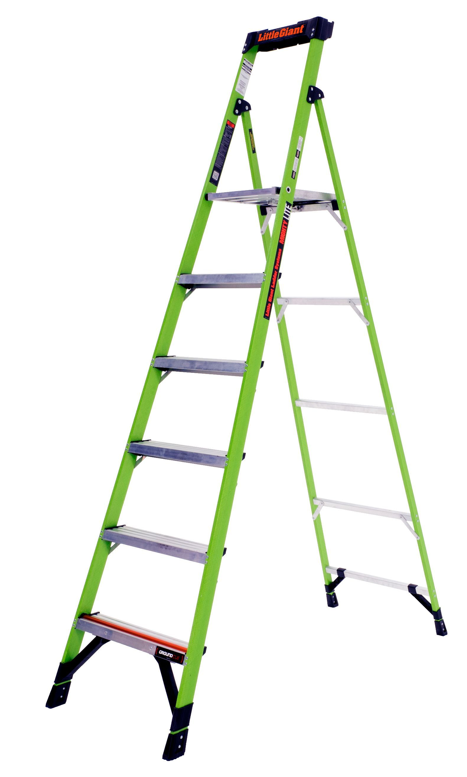MightyLite Stepladder in 2020 Ladder, Platform ladder
