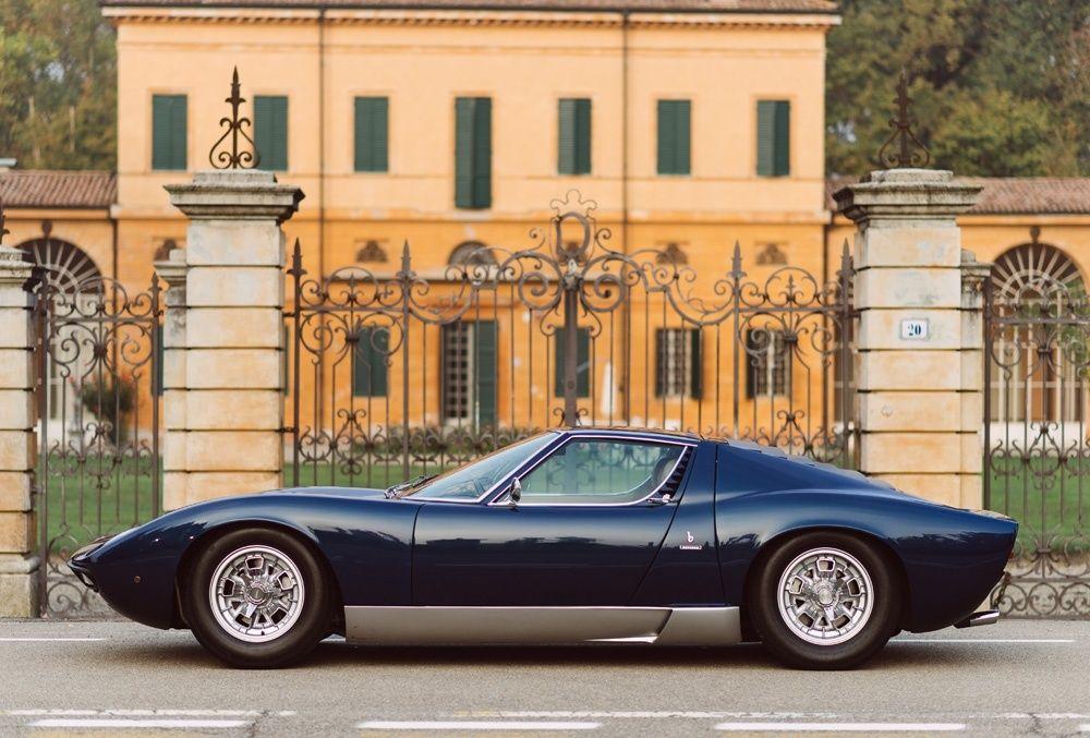 1970 Lamborghini Miura P400 S Classic Driver Market