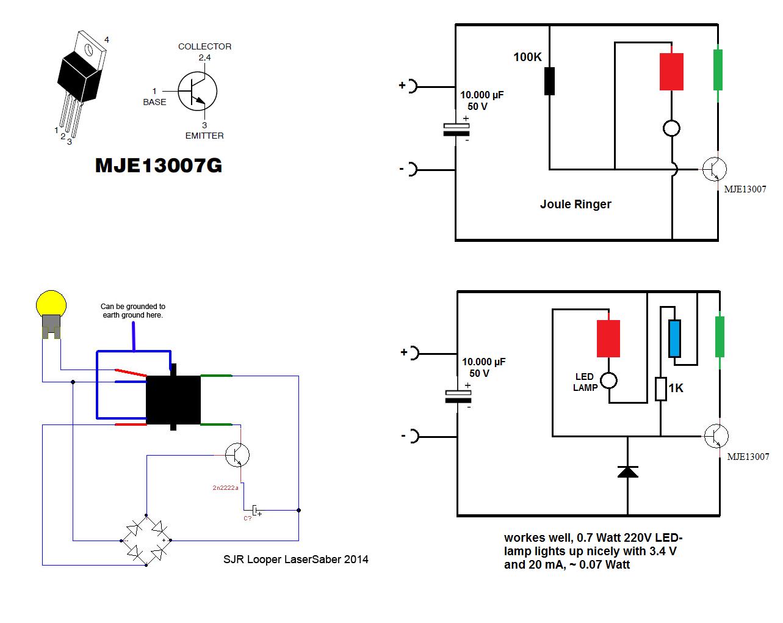 bug zapper circuit simple electronics