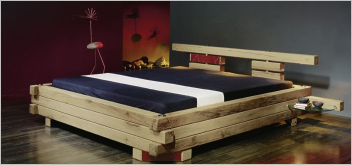 ideas for bed frame on pinterest platform beds farmhouse bed and q. Black Bedroom Furniture Sets. Home Design Ideas