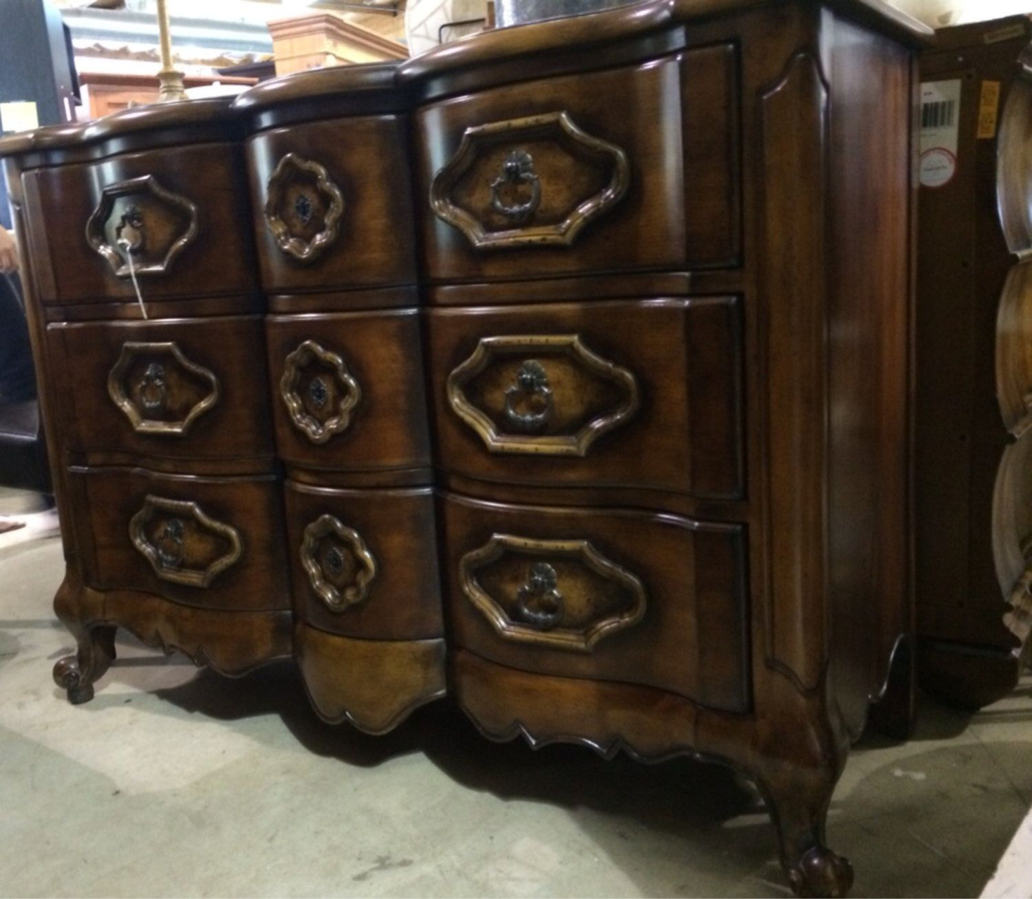 Dresser French Provincial Country French by ProvincialButFrench