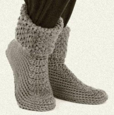 Crochet Patterns Mukluks Crochet Knit Pinterest Crochet