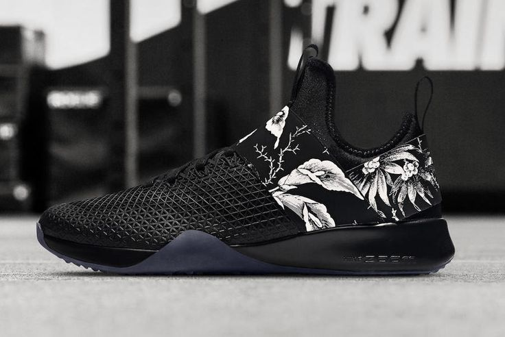 f75ea943b73 Nike Air Zoom Strong Floral Black White - Sneaker Bar Detroit ...