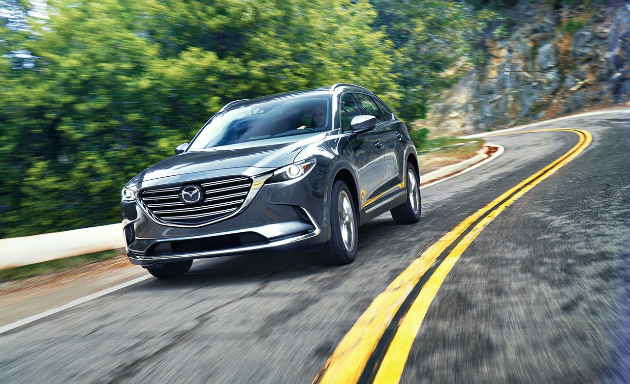 2020 Mazda CX9 Review, Pricing, and Specs Mazda cx 9
